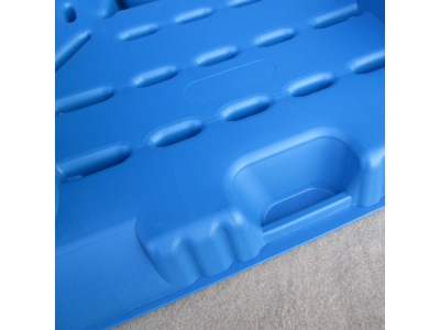 Blowing Mould Nine Feet Plastic Pallet